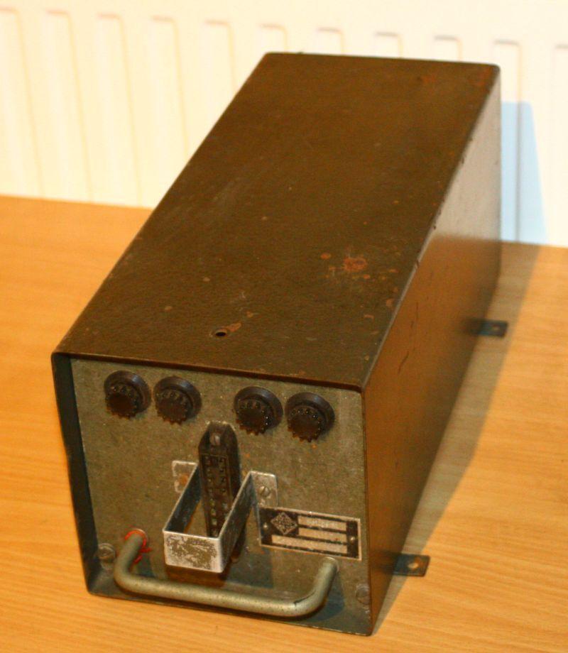 Telefunken - Netzgerät - power supply - Fu G7  Zchg. 10-0586 Nr. 14