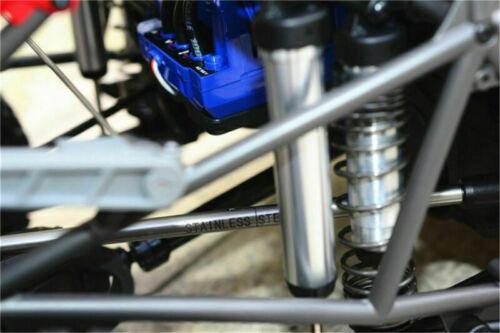 4pcs Steel Front Rear Upper Toe Links Kit For Traxxas Unlimited Desert Racer UDR