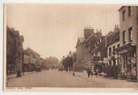 Marlow, High Street Postcard, B188