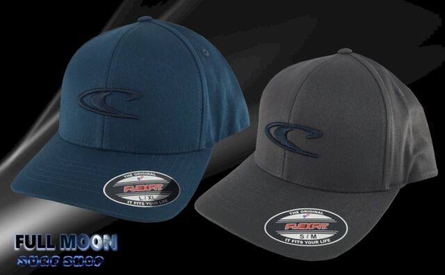 New O/'Neill Clean and Mean Mens Flexfit Cap Hat