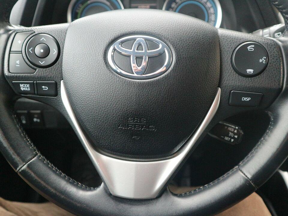 Toyota Auris 1,8 Hybrid H2+ TS CVT Van Benzin aut.
