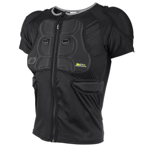 O/'Neal Protektor Shirt Kurzarm Sleeve Schwarz Oberkörper Schutz Motocross MTB MX