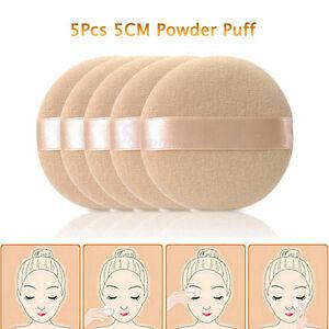 5x-Base-Esponja-Mezcladora-Mezcla-Puff-En-Polvo-Suave-Maquillaje-Belleza