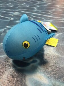 Melissa & Doug Sunny Patch Spark Shark Football Toy Kids Play Game Child Learn