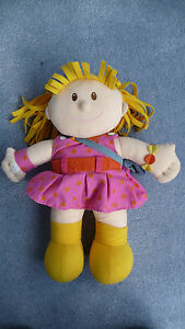 A Girls Soft Doll with Removable Outfit from ELC in Good Clean Condition - London, other, United Kingdom - A Girls Soft Doll with Removable Outfit from ELC in Good Clean Condition - London, other, United Kingdom