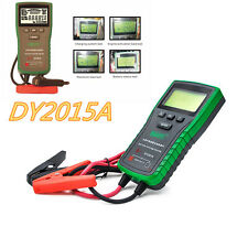 New Car SUV DY2015 Battery System Tester Electronic load Battery Charge Test Kit