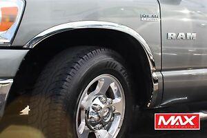 Ftdo101 02 08 Dodge Ram 1500 Short Bed Chrome
