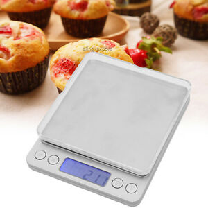 LCD-Digital-Electric-Kitchen-Weighing-Scales-Food-Weight-Balance-Diet-3kg-0-1g