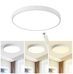 18w 24w 36w 48w Led Deckenlampe Deckenleuchte Wandlampe Wohnzimmer