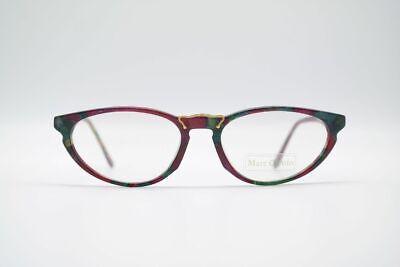 Suche Nach FlüGen Vintage Marc O'polo 0142 54[]18 135 Rot Grün Oval Brille Eyeglasses Nos Mit Einem LangjäHrigen Ruf