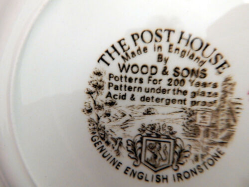 edles Teegedeck Kaffeegedeck Wood /& Sons multicolor The Post House