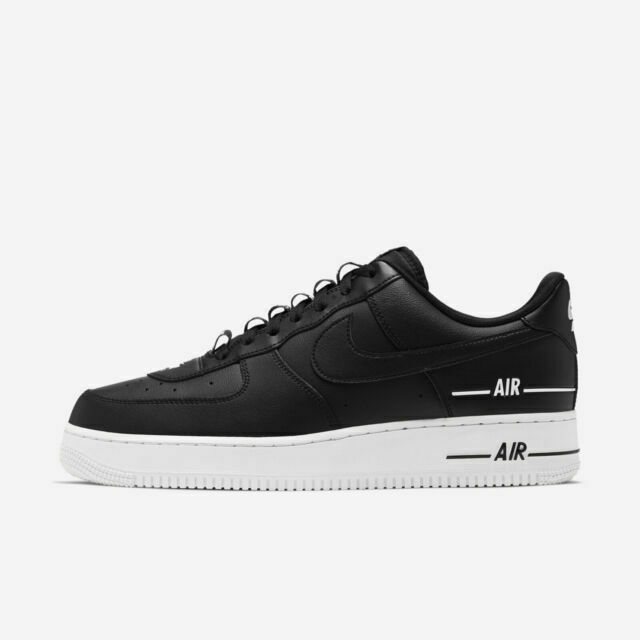 Size 11 - Nike Air Force 1 Double Air Low Black for sale online | eBay