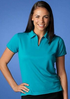Polo Shirt  Yarra Womens  Sports 18, 20, 22, 24, 26