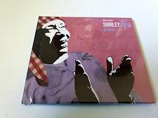 "SHIRLEY HORN ""ULTIMATO"" CD + LIBRO BOOK 16 TRACKS COMO NUEVO"