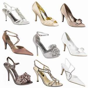 Brautschuhe Pumps Hochzeit Schuhe Anne Michelle Damenschuhe Gr 36