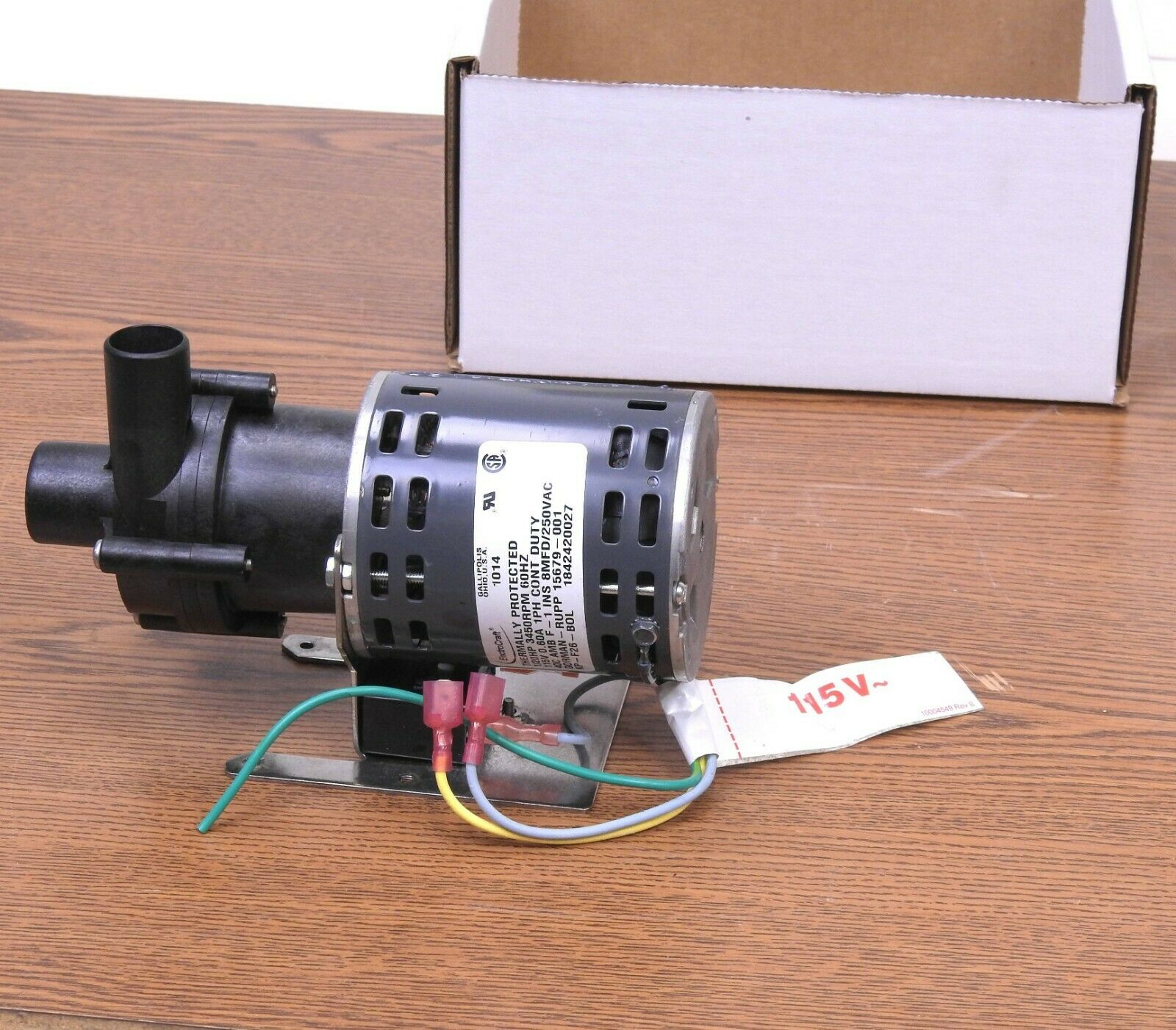 Steris MAGNETIC DRIVE CIRCULATION PUMP