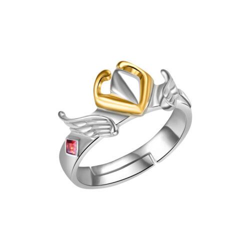 Anime Saint Seiya Legend of Sanctuary 925 Silver Ring Cosplay Adjustable