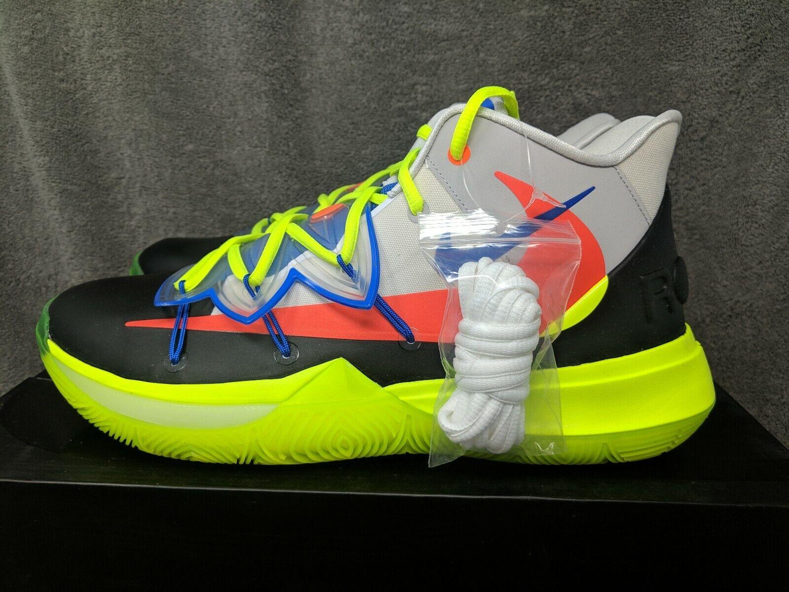Nike Kyrie 5 Rokit All Star TV PE Mens Size 12 (CJ7899-900) NEW