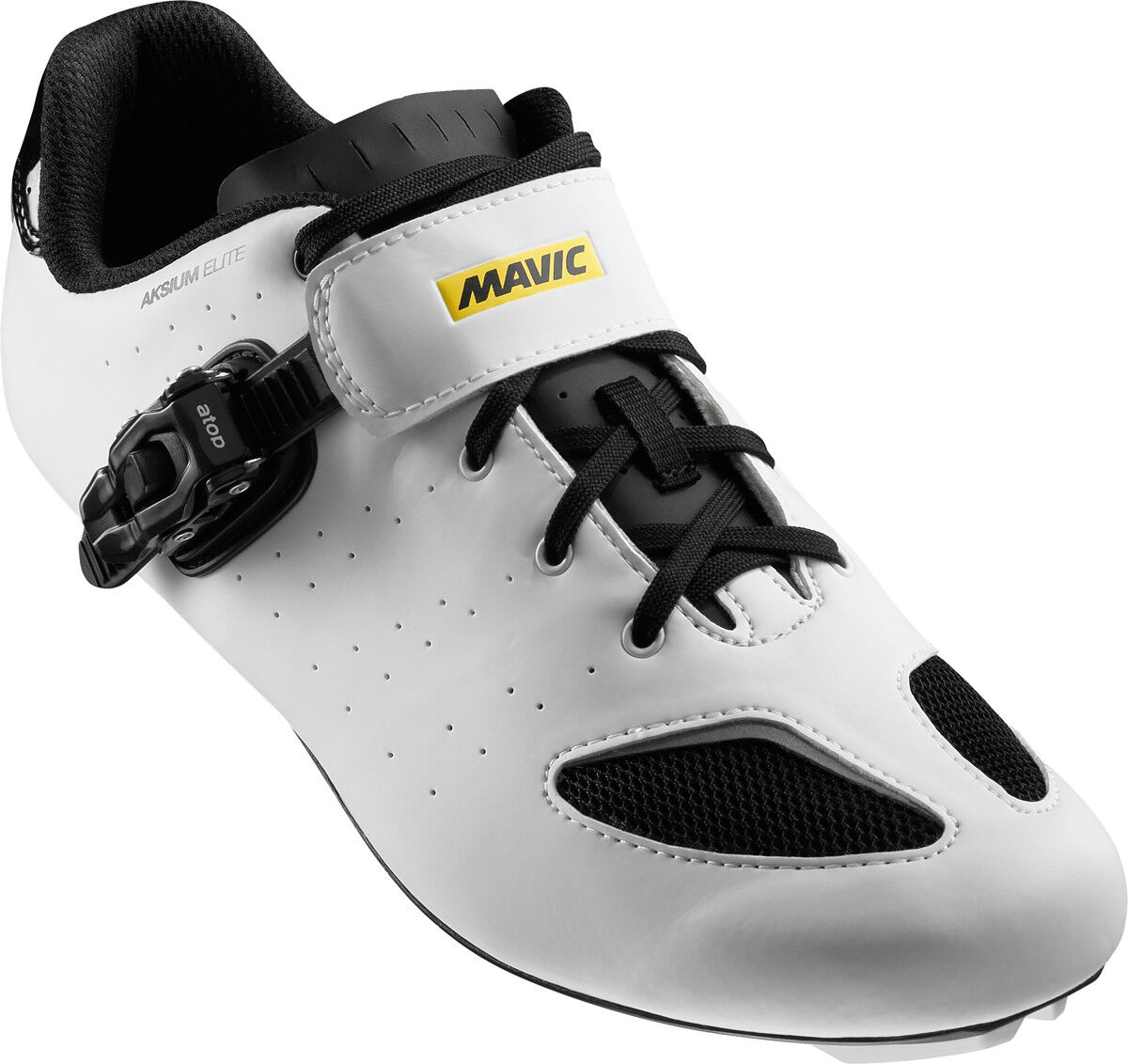 Mavic aksium elite III bicicleta bicicleta zapatos blancooo negro 2018