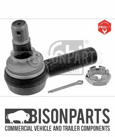 Scania 5 Series FEBI Draglink End / Tie Rod End Balljoint LHT - 1358792
