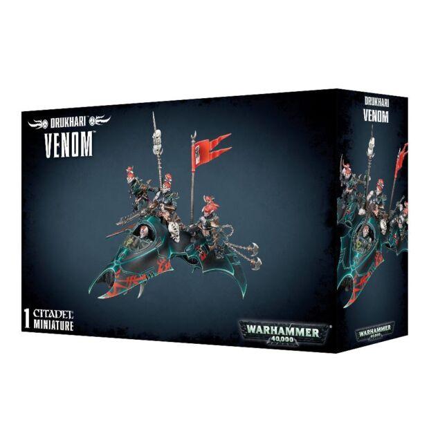 Warhammer 40k Dark Eldar Drukhari Scourges Ebay