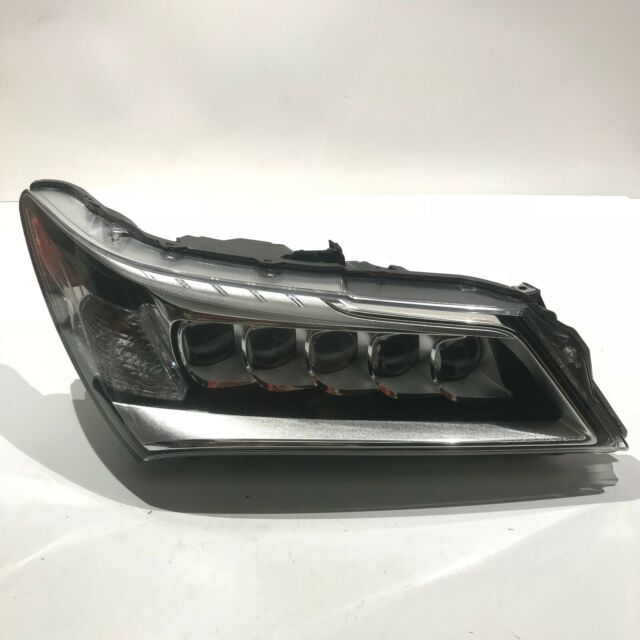 2014-2016 Acura MDX RH Right Passenger LED Headlight OEM