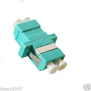 LC-Duplex-Adapter-Aqua-OM3-LC-Adapter-QTY-10-PIECES-47322