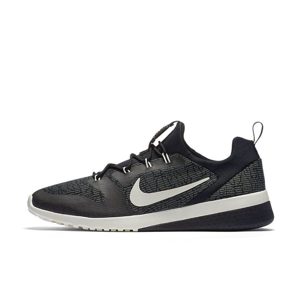 pretty nice e5c5f f273a ... switzerland hombre nike ck tamaño racer zapatos tamaño ck 75 vela negra  antracita 916780 001 68a3f2