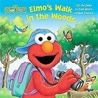 Elmo's Walk in the Woods by Naomi Kleinberg (2011, Board Book)