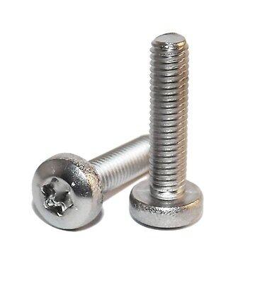 - ISO 14583 Linsenkopf Schrauben Edelstahl A2 V2A 20 St/ück Eisenwaren2000 Gewindeschrauben M5 x 8 mm Linsenkopfschrauben DIN 7985 TX mit Innensechsrund rostfrei