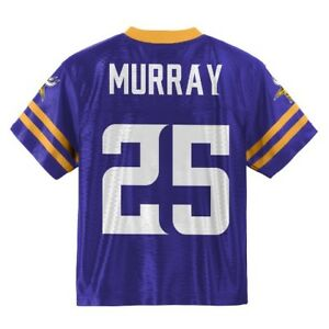 finest selection 5bec8 0a895 Details about (2018-2019) Minnesota Vikings LATAVIUS MURRAY Jersey YOUTH  KIDS BOYS (xl)
