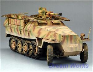Award Winner Built Dragon 1 35 German Sd Kfz 251 7 Aust D