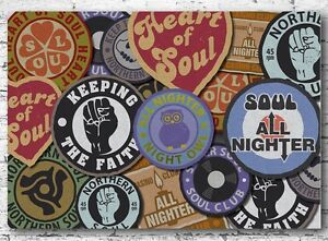 Music-Poster-Reprint-Northern-Soul-Keep-The-Faith-1