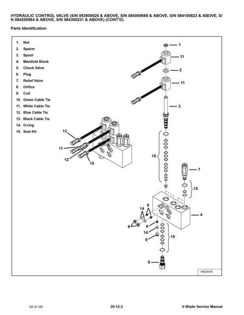 Buy Bobcat V Blade Repair Service Manual 6902082 Online