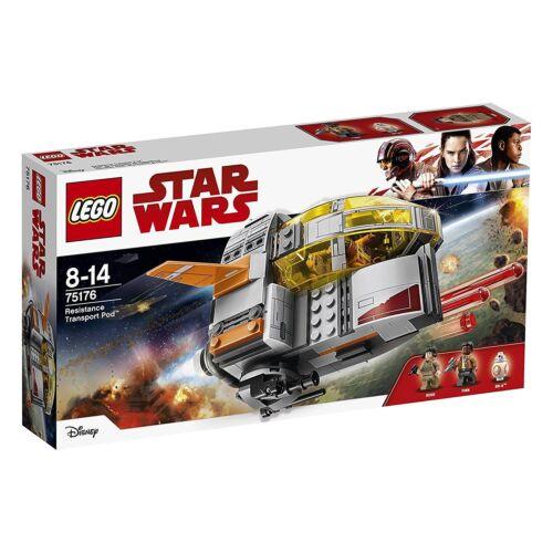 Resistance Transport Pod 75176 LEGO STAR WARS Mod