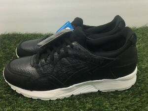 check out dc94a 08d95 Details about Asics Gel Lyte V 5 Running Training Shoe Black Leather  HL703-9090 Size 10.5
