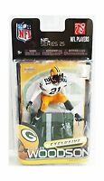 Mcfarlane Nfl 25 Charles Woodson White Jersey Exclusive By Mcfa... Free Shipping