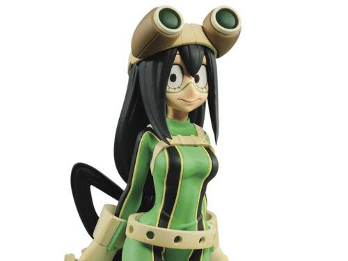 ☀ My Hero Academia Asui Tsuyu Floppy Banpresto Age of Heroes Figure Figurine Jp☀