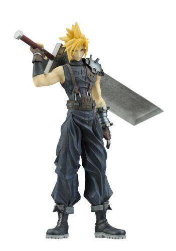 Final Fantasy Dissidia Trading Arts Serie 1 Figura de PVC de lujo conflictos en la nube