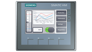 SIEMENS SIMATIC 6AV2123-2DB03-<wbr/>0AX0 TOUCH PANEL HMI KTP400 BASIC 6AV21232DB030A<wbr/>X0