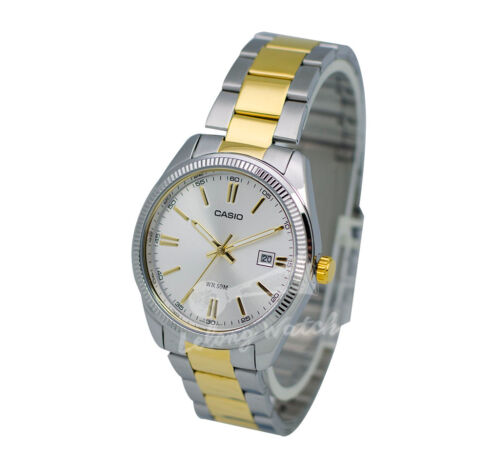 1 of 1 - -Casio MTP1302SG-7A Men's Metal Fashion Watch Brand New & 100% Authentic