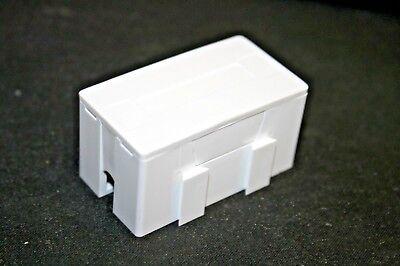 10-Pack SignaMax 1-PORT Surface Mount Box Light Ivory SMB1PIVY