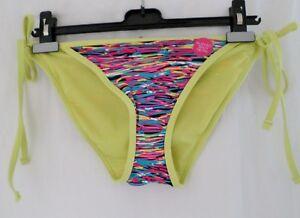 M/&S Collezione Donna Stampa Floreale Hipster Bikini Bottom Nuovo!!!