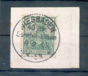 DR-Germania-55-mit-SoStpl-Wiesbaden-gest-Luxusbriefstueck-R9321