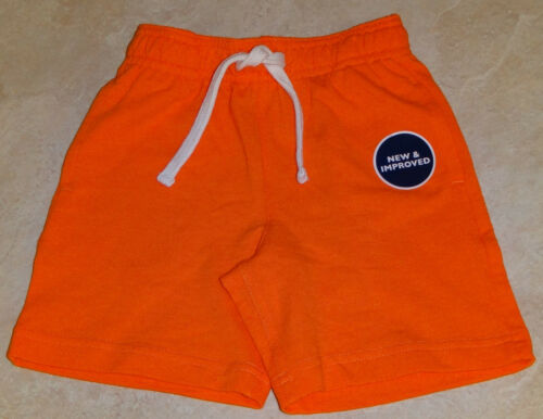 Boys Knit Pull-On Elastic Waist Shorts-NWT