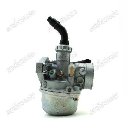 19mm Carburetor PZ19 Carb For 50cc 70cc 90cc 110cc Pit Dirt Bike Quad ATV Buggy