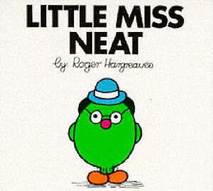 Little-Miss-Neat-by-Roger-Hargreaves-Paperback