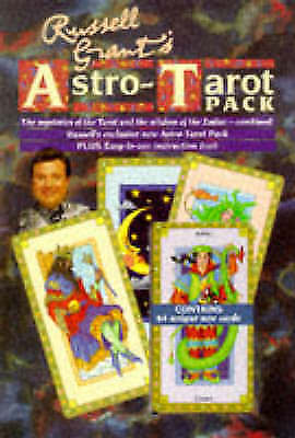 Russell Grant's Tarot Pack, Russell Grant | Paperback Book | Acceptable | 978086
