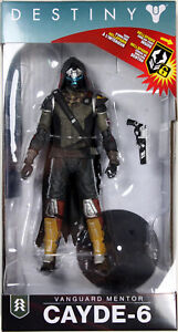 5952a9a07ee Destiny ~ 7-INCH CAYDE-6 ACTION FIGURE ~ McFarlane Toys   Bungie ...