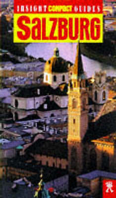 Very Good, Salzburg Insight Compact Guide (Insight Compact Guides), Sterneck, Ma